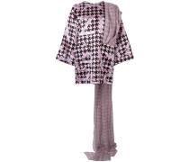 Minikleid im Oversized-Look