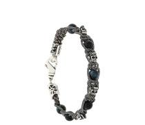 beads and skulls bracelet