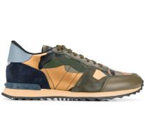 Garavani 'Rockrunner' Camouflage-Sneakers