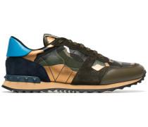 'Rockstud Camouflage' Sneakers