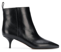 ponted toe boots