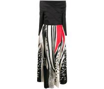 'Zakira' Kleid mit Mustermix