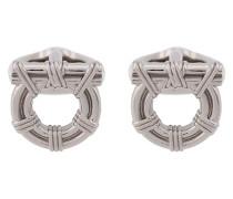 Manschettenknöpfe mit Gancini-Design