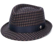 'Chris' Hut mit Karomuster