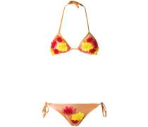 Bikini mit Farbverlauf