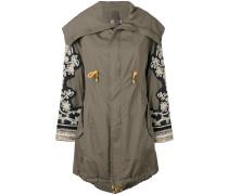 parka-style jacket