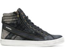 D-String Plus hi-top sneakers