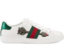 Ace' Sneakers mit Stickerei
