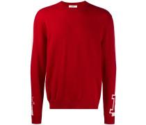 Sweatshirt mit seitlichen Streifen