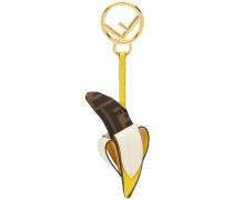 Schlüsselanhänger mit Bananenform