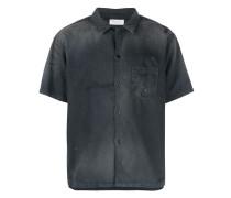 Hemd im Distressed-Look