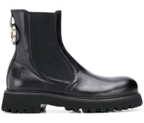 Rocco P. elasticated military boots