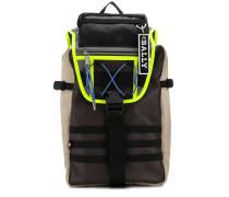 Rucksack in Colour-Block-Optik