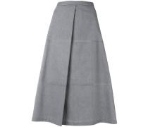 Ordinary midi skirt