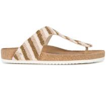 Olivie sandals