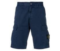 Chino-Shorts mit schmaler Passform
