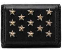 Portemonnaie mit Stern-Nieten