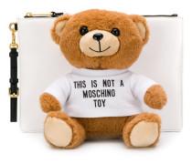 Clutch mit Teddy
