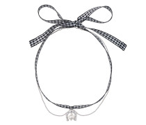 Halskette mit Hufeisen-Anhänger
