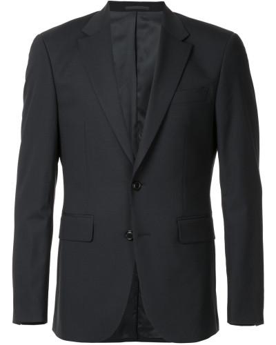 slim-fit formal suit