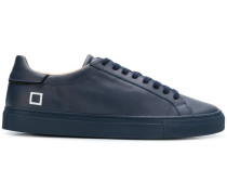 D.A.T.E. monochrome lace-up sneakers