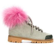 Stiefel mit Pelz