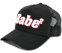 "Baseballkappe mit ""Babe""-Patch"