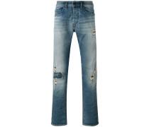 'Buster' Jeans mit geradem Bein