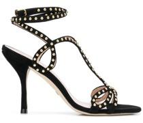 'Leya' Sandalen mit Nieten