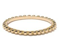 18kt Gelbgoldring im Kugelketten-Design