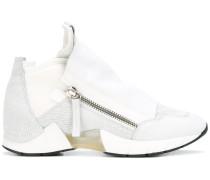 Sneakers mit Reißverschluss