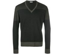 overdyed fine merino sweater