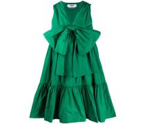 Taft-Kleid mit Schleife