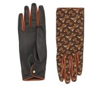 Handschuhe mit Print