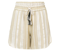 Gemusterte 'Paxi' Shorts