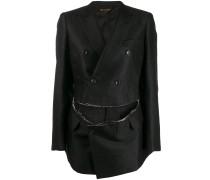 slashed suit jacket