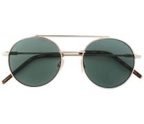 Sonnenbrille mit Aviator-Gestell
