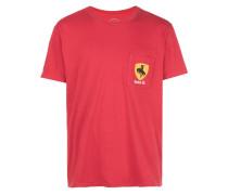 T-Shirt mit Rodeo-Print