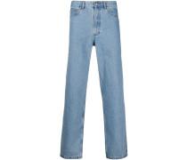 A.P.C. Gerade 'Martin' Jeans
