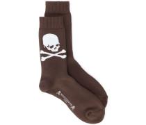 side skull print socks - Unavailable