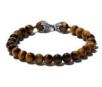 'Spiritual Beads' Armband aus Tigerauge-Cabochons