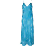 Gepunktetes Camisole-Kleid