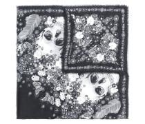 'Muse Skull' Schal