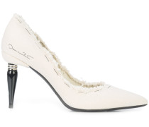 MariaCarla pointed pumps