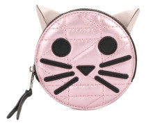 K/Kuilted Choupette coin purse