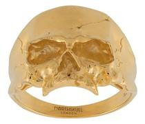 'Medius Skull' Ring