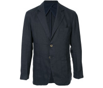unlined blazer