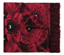 Jacquard-Schal mit Blumenmuster