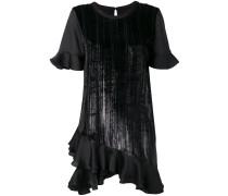 'Veruschka' Metallic-Kleid