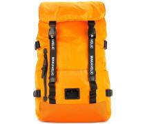 double belt daypack